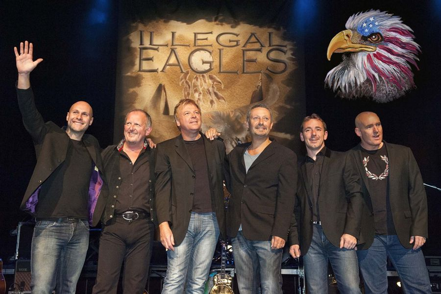 Illegal Eagles.