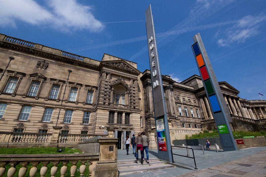 World Museum in Liverpool.Photo: Dave Jones.