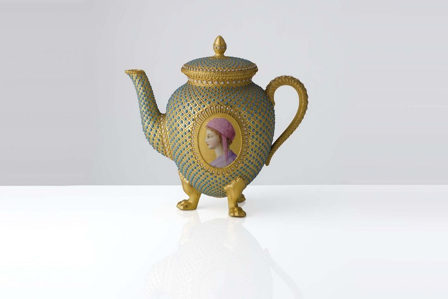Dudley Teapot.