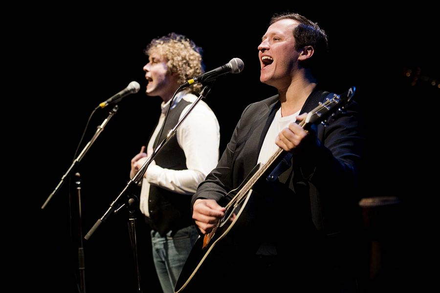 The Simon And Garfunkel Story.